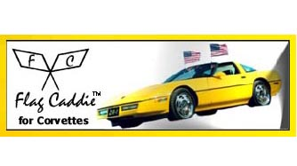 Flag Caddie for Corvettes - vendor links