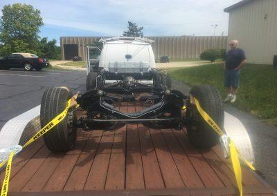 vtech corvette suspension